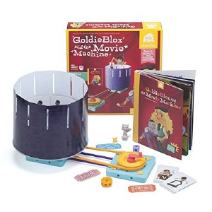 GoldieBlox & Movie Machine