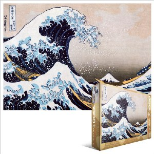 Great Wave of Kanagawa 1K-pc
