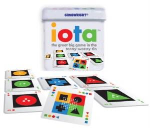 Iota Game Tin