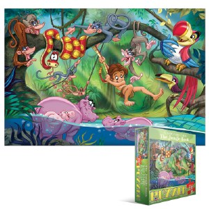 Jungle Book 35-pc