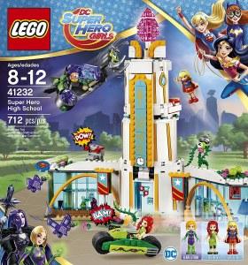 Super Hero High Schl 41232 op