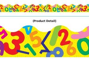 Math Fun Numbers/Symbols Trimr