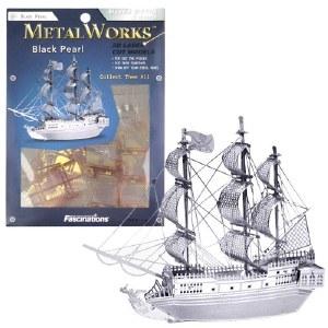 MetalWorks - Black Pearl
