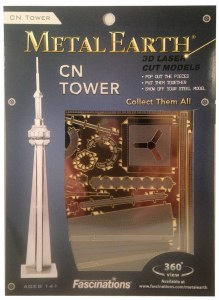 MetalWorks - CN Tower