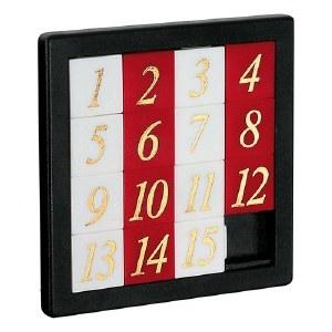 Number 15 Slide Puzzle