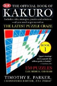 Official Book of Kakuro 1