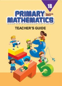 Primary Math 1B TG (Stds ed)