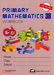 Primary Math 3B Wkbk US