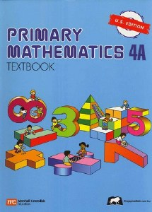 Primary Math 4A Text US