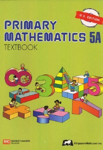 Primary Math 5A Text US