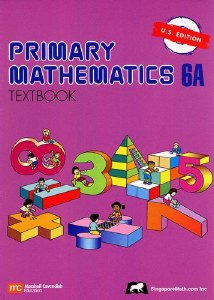 Primary Math 6A Text US