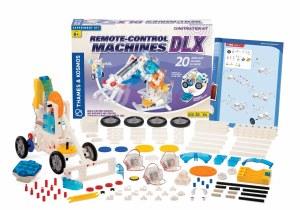 Remote-Control Machines: DLX