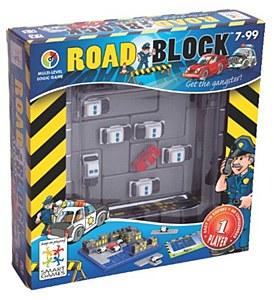 Road Block Logic Game