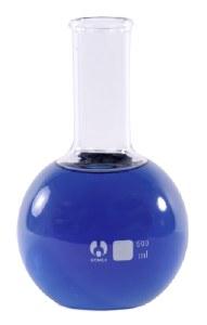 Flask Flat bottom 500ml Bomex