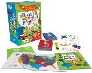 Scrambled States..America Game