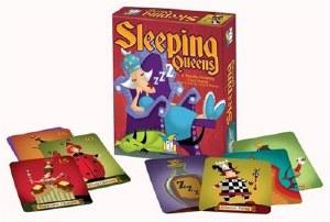 Sleeping Queens Game