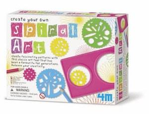 Spiral Art Kit   nmg