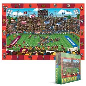 Football Spot & Find 100-pc