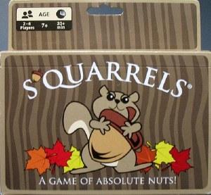 S'Quarrels Game