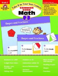 Common Core Math Centers 2