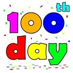 Tattoo 100th Day