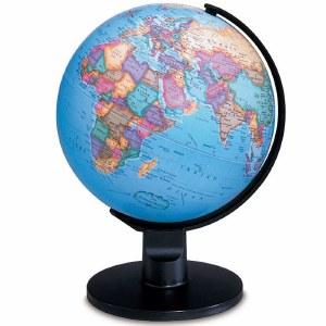 """Trekker Blue Globe 6"""""""
