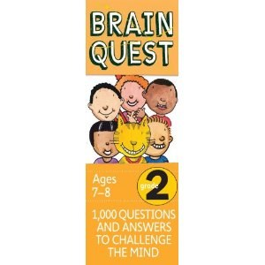 Brain Quest 2nd Grade  4th ed