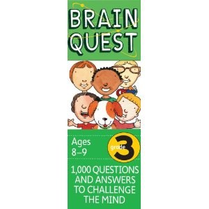 Brain Quest 3rd Grade 4th Ed
