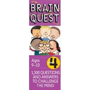 Brain Quest 4th Grade  4th ed