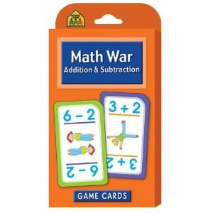 Math War Add/Subt