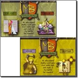 Mythmatical Battles (N/E)