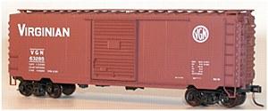 KIT 40' PS-1 Box, Undec