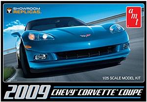 1/25 '09 New Corvette Coupe