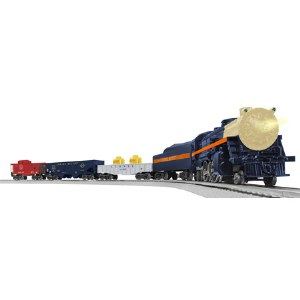 O-27 The Scout Freight Set