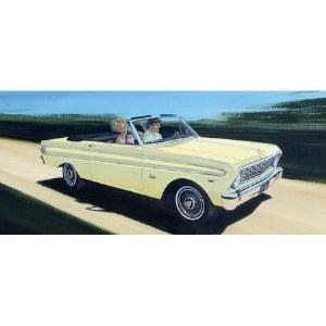 1/25 '64 Ford Futura Conv