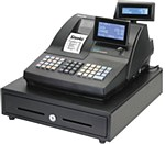 Sam4s NR-520R Cash Register