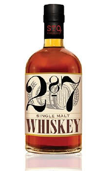 287 Single Malt Whiskey