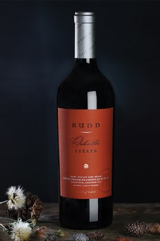 Rudd Oakville Estate Red 2007