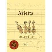 Arietta Quartet Red 2014