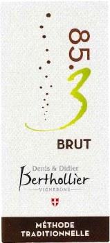 Berthollier Methode Traditionnelle 85.3 Brut