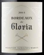 Bordeaux de Gloria 2015