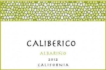 Caliberico Albarino 2012