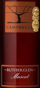 Campbells Rutherglen Muscat NV 375ml