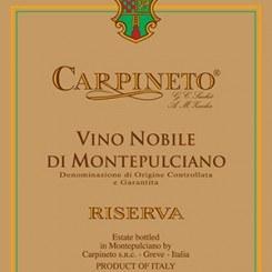 Carpineto Vino Nobile di Montepulciano Riserva 2013