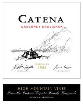 Catena Cabernet Sauvignon 2012