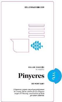 Celler el Masroig Castell de les Pinyeres 2012