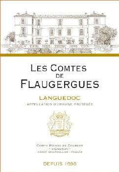 Chateau de Flaugergues Les Comtes Rosé 2015