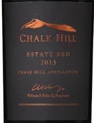 Chalk Hill Estate Red 2013