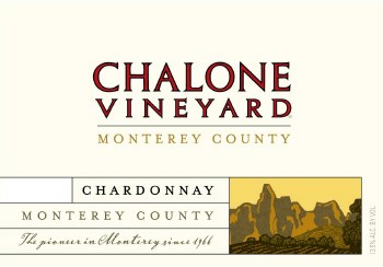 Chalone Monterey Chardonnay 2011