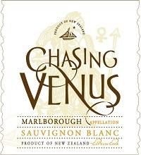 Chasing Venus Sauvignon Blanc 2016